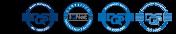 Строительная компания Эдельвейс сертифицирована в международном холдинге DQS и международной сети IQNet